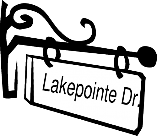 direction road nameplate