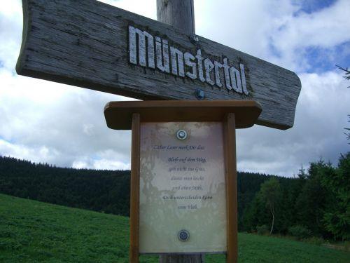 directory wood münstertal