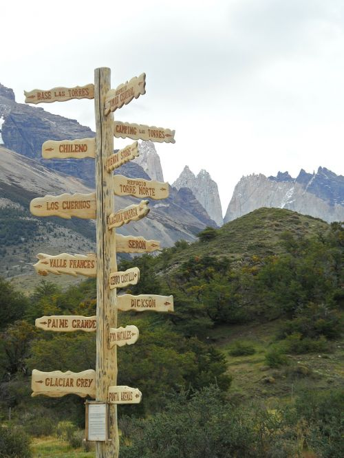 directory patagonia chile