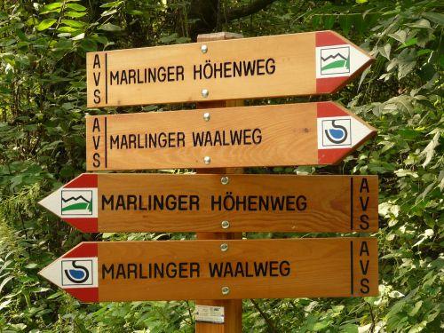 directory meran waalweg
