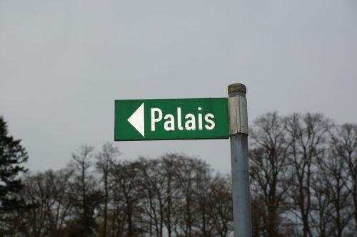directory palais palace