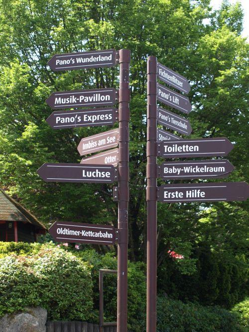 directory panorama park theme park