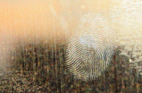 dirt dirty fingerprints