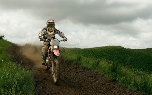 dirt bike sports bike bike
