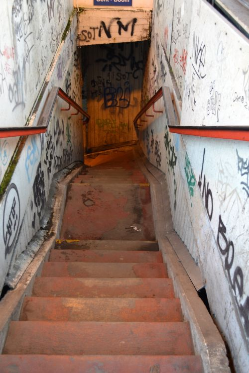 Dirty Stairs