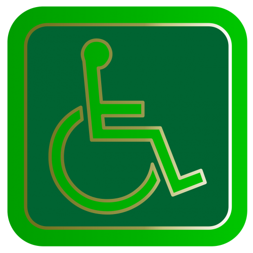 disabled disability handicap