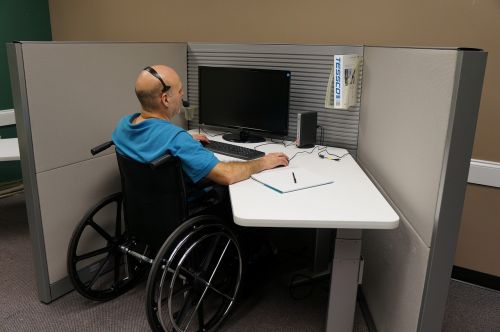 disabled veteran call