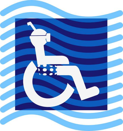 disabled diver wheel chair