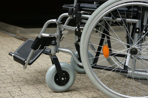 disabled  stroller  the disease