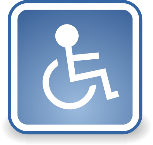 disabled handicapped barrier-free