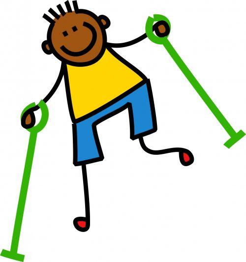 Disabled Boy