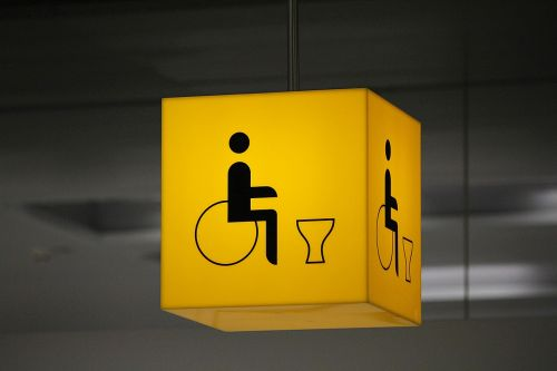 disabled toilet disability wheelchair