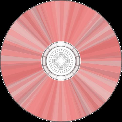 disc pink cd