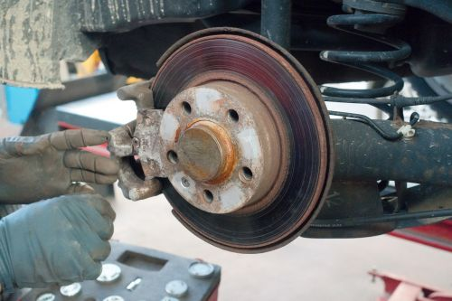 disc brake stainless auto repair
