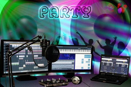 disco party celebrate