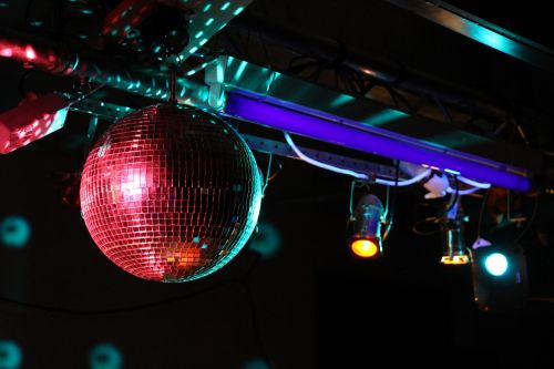 disco disco ball nightclub