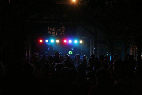 disco nightclub light