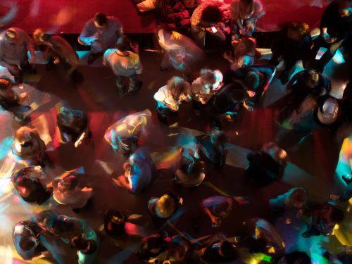 disco nightclub dance