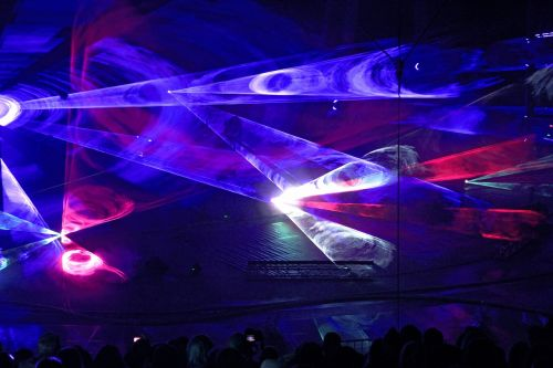 disco lights nightclub