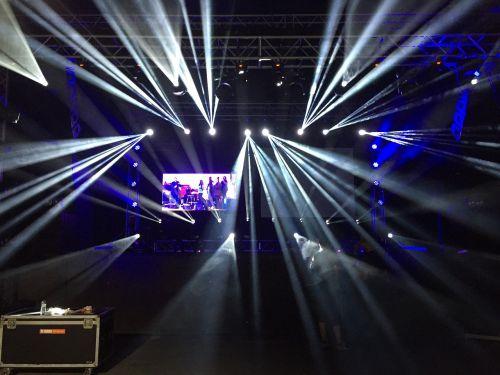 disco disco lights test