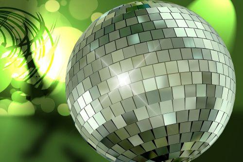 disco ball background wallpaper