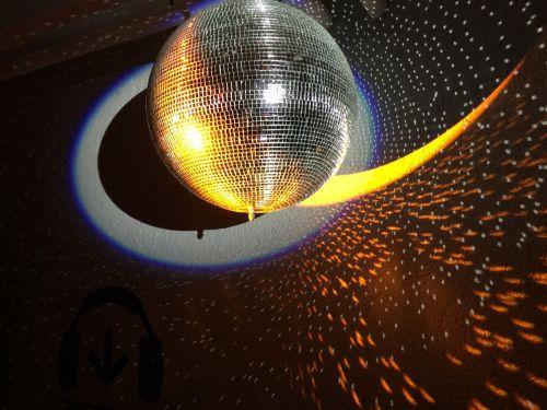 disco ball disco light
