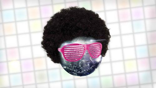 disco disco ball saturday night fever