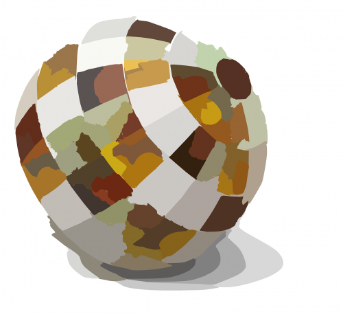disco ball globe light