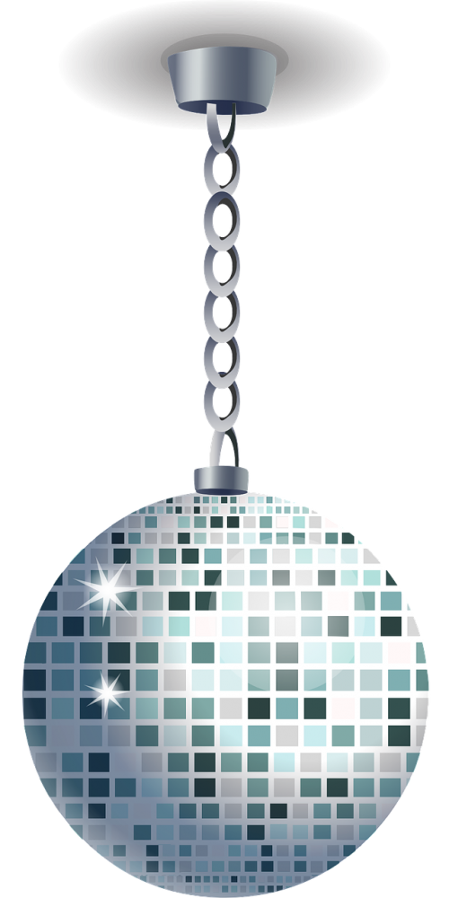 disco ball mirror ball glitter ball