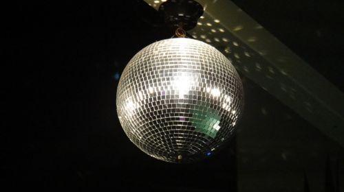 disco ball nightlife nightclub
