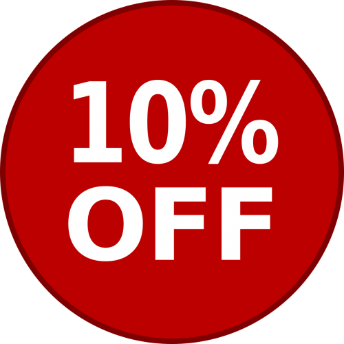 discount 10 offer