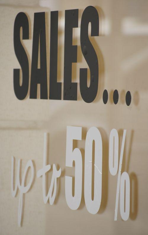 discounts sales