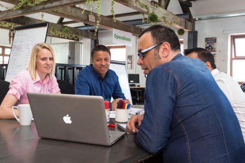 meeting informal business
