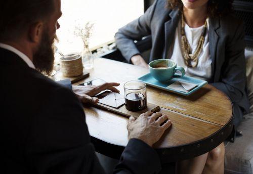 discussion restaurant coffee shop