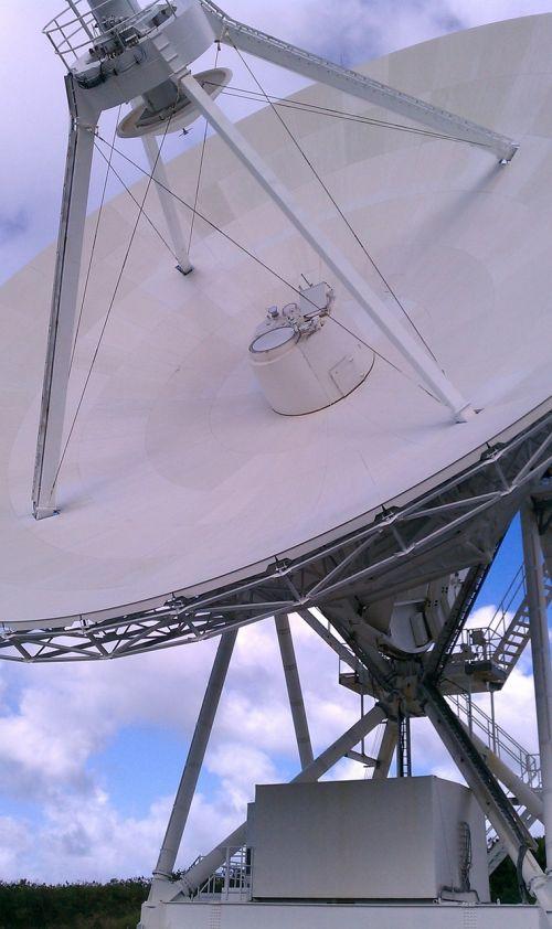 dish antenna satellite