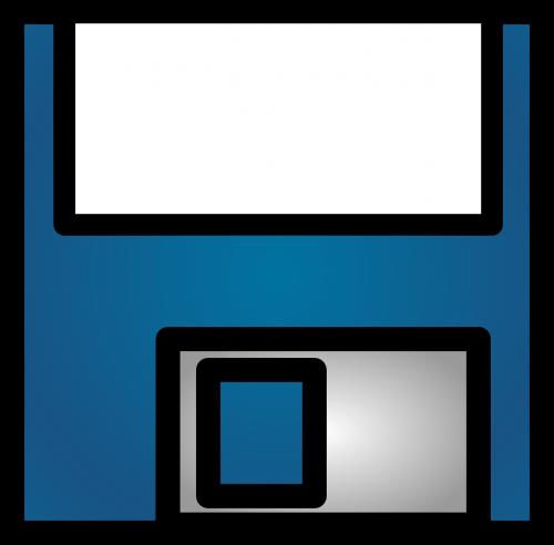 disk save floppy disk
