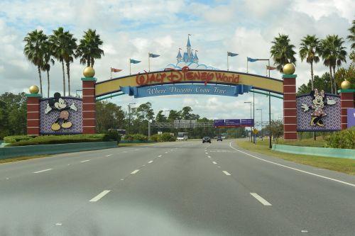 disney amusement park parks