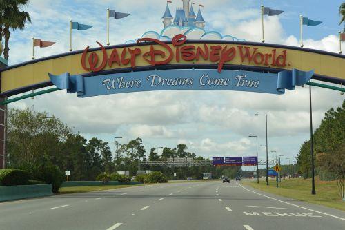 disney amusement park posters