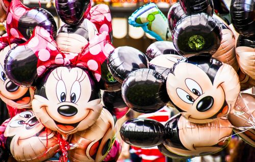 disney balloons minnie mouse
