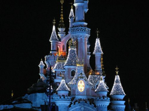 disney castle disneyland paris magic castle