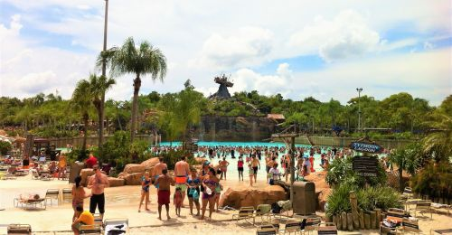 Disney Typhoon Lagoon, Orlando