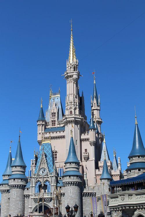 disney world magic kingdom florida