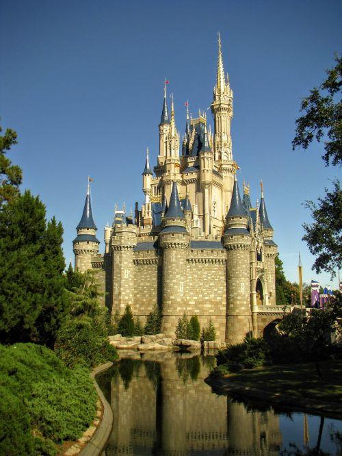 disney world castle disney