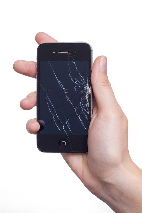 display apple iphone