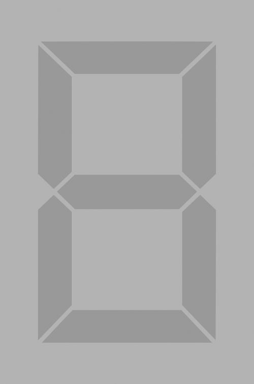 display lcd number