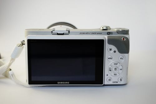 display monitor camera