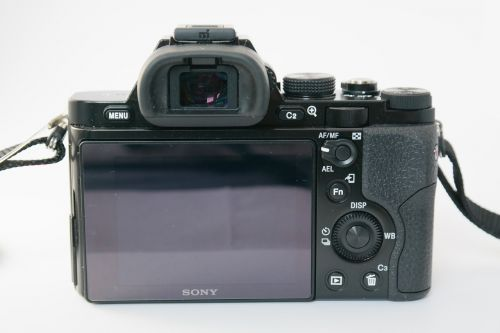 display viewfinder camera