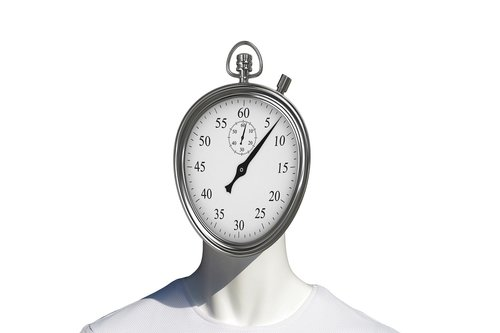 display dummy  stopwatch  time