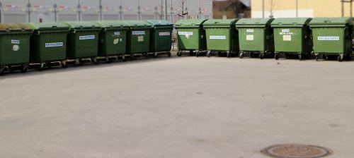 disposal garbage dustbin