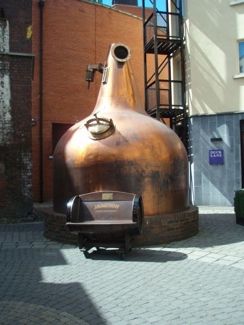 distill jameson dublin